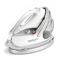 Finether 2 in 1 Garment Steamer Iron for Clothes Portable Ha