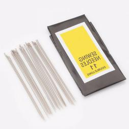 10 bags iron sewing needles darning needles