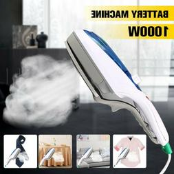 1000W Electric Steam Iron Hand Handheld Fabric Laundry Steam