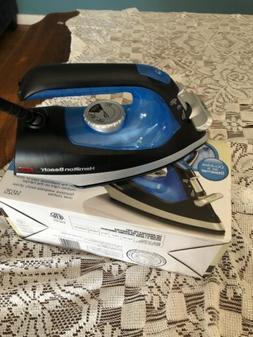 Hamilton Beach 14525 2-in-1 Nonstick Iron & Garment Steamer
