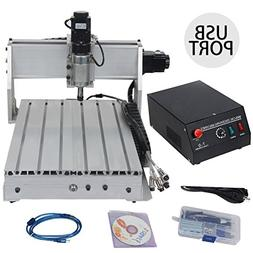 ZTPOWER 3 AXIS CNC Router Engraver 3D Engraving Drilling Mil