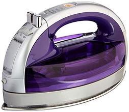 Panasonic 360 Freestyle Cordless Iron with Carrying Case PUR