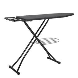 4 Leg Ironing Board Retractable Iron Rest Tabletop Heavy Dut
