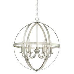 Westinghouse Lighting 6328300 Stella Mira Six-Light Indoor C