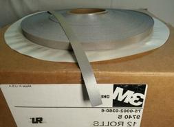 3M 9740s Scotchlite 75-0002-03606 iron-on Reflective safety