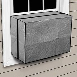 Air Conditioner Heavy Duty AC Outdoor Window Unit Cover Medi