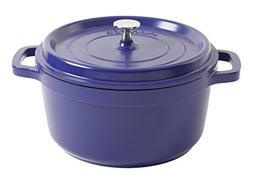 Crock-Pot 98260.02 Edmound Round Cast Aluminium Dutch Oven w