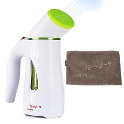 E-best Portable Mini Travel Garment Steamer with Travel Pouc
