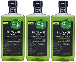 Irish Spring Signature 3-in-1 Body Wash, 15 oz
