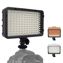 Mcoplus 130 LED Dimmable Ultra High Power Panel Digital Came
