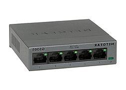 NETGEAR 5-Port Gigabit Ethernet Unmanaged Switch, Desktop, I