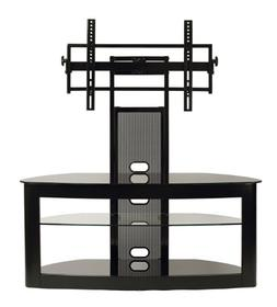 TransDeco LCD TV Stand with Universal Mounting System for 35