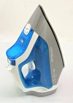 Rowenta Access Steam Cord Reel Iron In Blue 1500 Watt Stainl