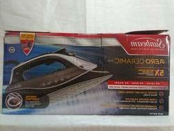 Sunbeam AERO Ceramic Iron Digital Control Auto Off 1600W GCS