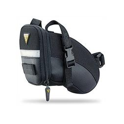 TOPEAK Aero Wedge Pack with Straps, Small One Color One Size