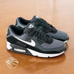 Nike Air Max 90 Iron Grey White Smoke Grey Running Shoe Men