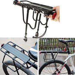 BINKBANG Bike Cargo Rack Bicycle Touring Carrier Bike Alloy