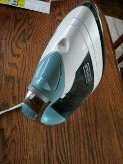 Black & Decker ICR05X Cord-Reel Steam Iron. Never Used