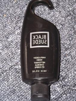 Avon Black Suede Hair & Body Wash 5 fl. oz new