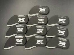 NEW PXG NEOPRENE IRON HEAD COVERS 10 PACK SET 0311 0311 XF 0