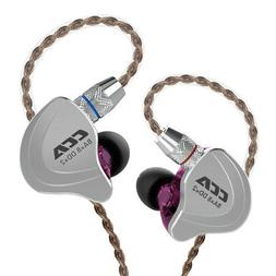 CCA C10 In-Ear 3.5mm Wired Moving Iron Headphones 10-Unit Mo