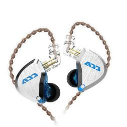 CCA C12 In-Ear 3.5mm Wired Moving Iron Headphones 12-Unit Mo