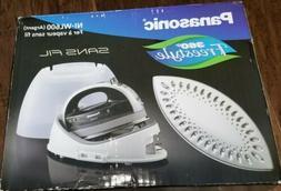 Panasonic Cordless 360-Degree Freestyle Steam Iron  NI-WL600