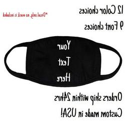 Custom Personalized iron On Heat Transfers Decals For Masks,