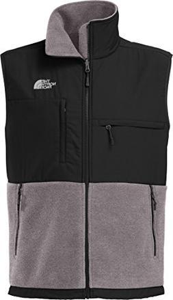 Men's The North Face Denali Vest Recycled TNF Black/TNF Blac