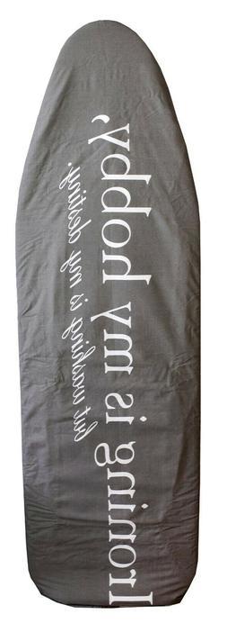 "Sunbeam Destiny Cotton 15"" x 54"" Ironing Board Cover Elastic"