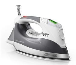 digital advantage steam iron grey brand new