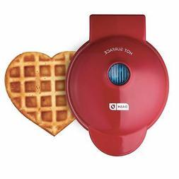 dmw001hr mini heart maker waffle iron shaped