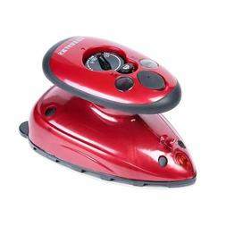 SMAGREHO Travel Steam Dry Iron Mini Dual Voltage Compact Des