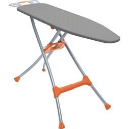 Homz Durabilt Premium Ironing Board, Gray
