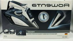 Rowenta DW5184 Focus 1700-Watt Micro Steam Iron with Stainle