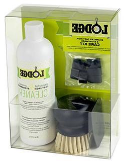 Lodge Enameled Cast Iron & Ceramic Stoneware Care Kit
