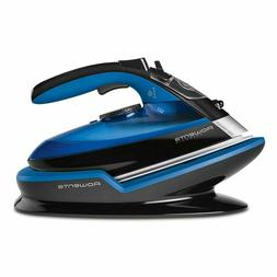 Rowenta Freemove Cordless Steam Iron w/ 400 Holes Stainless