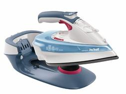 Tefal Fv9915 Blue/white 2400w Freemove Cordless Steam Iron N