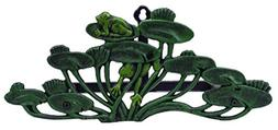 Import Wholesales Garden Hose Holder Frogs On Lily Pads Cast
