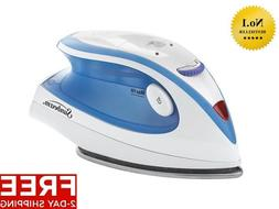 New Sunbeam GCSBTR 100 Travel Iron Mini Electric Compact Dua