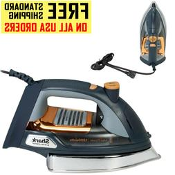 "Shark GI505 Ultimate Professional Iron 9.5"" Soleplate 1800w"