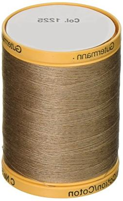Gutermann Natural Cotton Thread, Solids, 876 yds