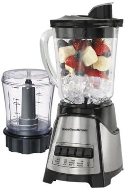 Hamilton Beach  Blender with Glass Jar For Shakes & Smoothie