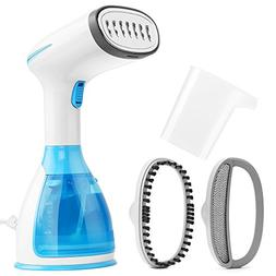 GLAMOURIC Handheld Garment Steamer Mini Portable Travel Garm