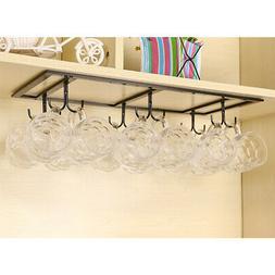 Hanging Rack Under Shelf Holder Storage for Home Kitchen Cup
