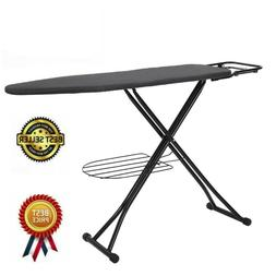 48 Inch Heavy Duty Steel Adjustable Ironing Board With Iron