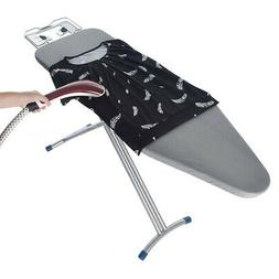 High Quality Steel Ironing Board With Iron Rest,Large 48 Inc