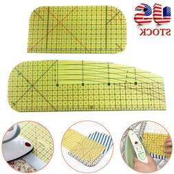 Hot Iron Ruler Flat Iron DIY Craft Sewing Tools Patchwork Ac