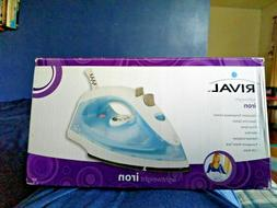 Rival Iron Dry & Steam Household Adjustable Temp Light Weigh