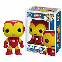 Iron Man Pop! Vinyl - Classic Marvel Iron Man